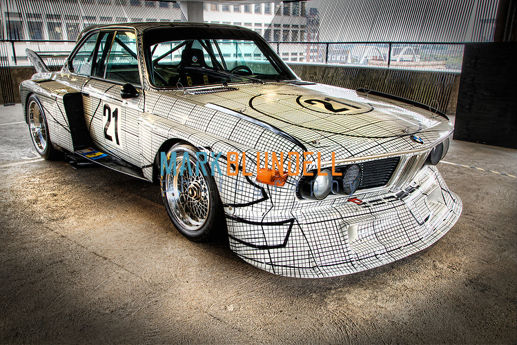 BMW Art Cars (Mark Blundell)