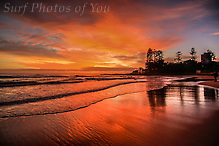 Dee Why sunrise 4 January 2016 (Surf Photos of You 2016)