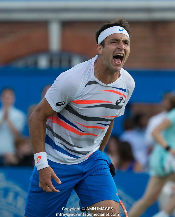 MARINKO MATOSEVIC (AUS) Aegon Championships 2014 - Queens Club -  London - UK -  ATP - ITF - 2014  - Great Britain -  12th June 2014.  © AMN IMAGES (FREY/FREY- AMN Images)