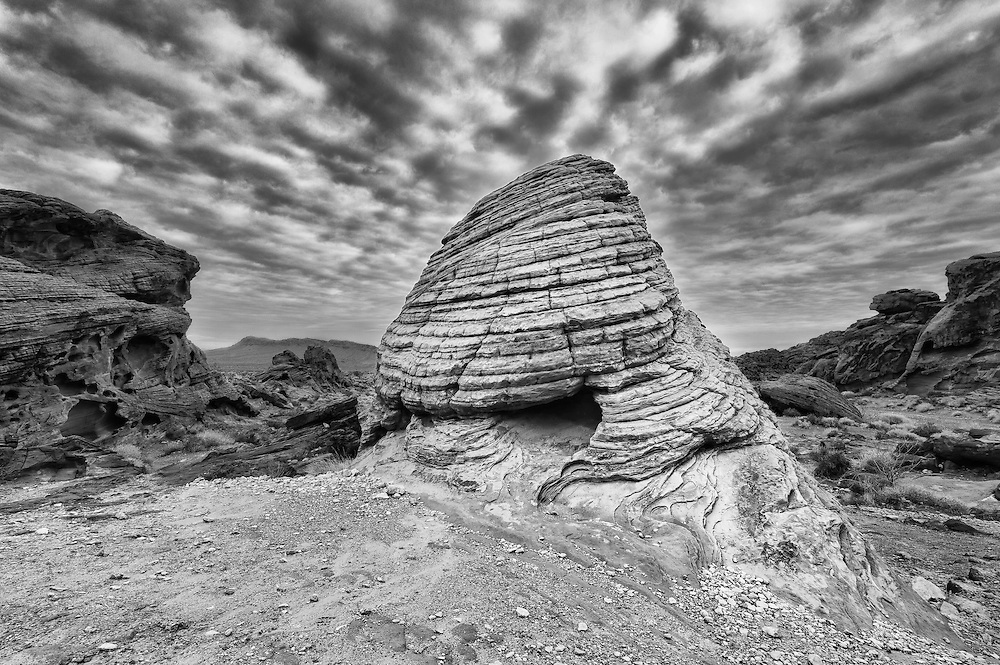 The Beehives in the Valley of Fire State Park, Nevada (Doug Oglesby)