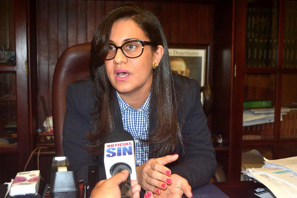 Luisa Liranzo, Fiscal de Santiago