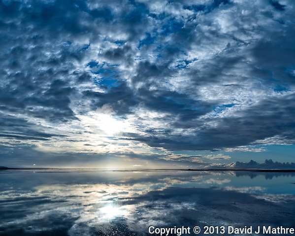 Morning Reflections in Iceland . Composite of 3 images taken with a Leica X2 camera (ISO 100, 24 mm, f/11, 1/640 sec) combined using AutoPano Giga Pro. Nikonians Academy Iceland Photo Workshop with Mike Hagen and Tim Vollmer. (David J Mathre)