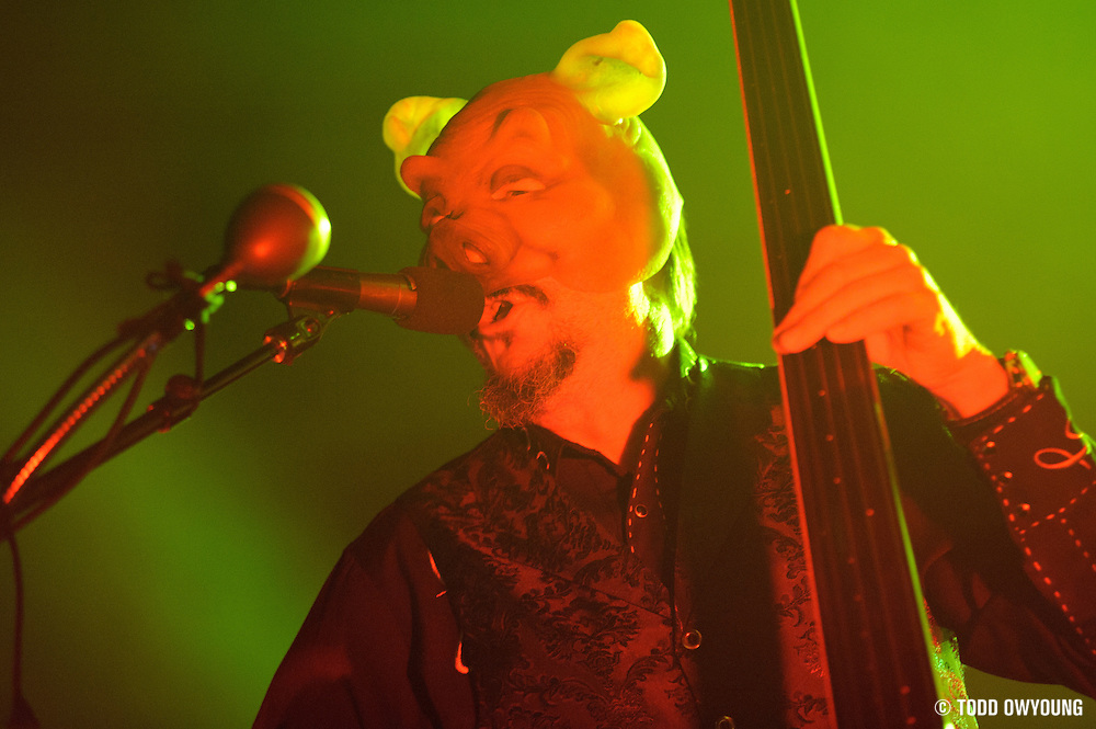 Photos of Primus performing at the Pageant in St. Louis on May 29, 2011. © Todd Owyoung. (Todd Owyoung)