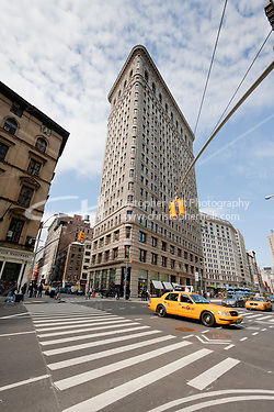 Flatiron building in New York City October 2008 (Christopher Holt LTD - London UK/Image by Christopher Holt - www.christopherholt.com)