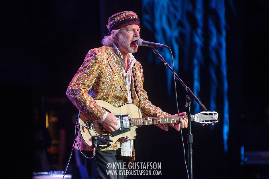 COLUMBIA, MD - May 14, 2015 - Buddy Miller performs during the Dear Jerry: Celebrating the Music of Jerry Garcia concert at Merriweather Post Pavilion in Columbia, MD. (Photo by Kyle Gustafson / For The Washington Post) (Kyle Gustafson/For The Washington Post)