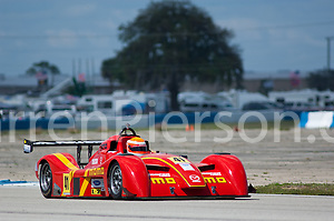 #41 Ansa Motorsports Cooper Prototype Lite: Alain Nadal (Darren Pierson)