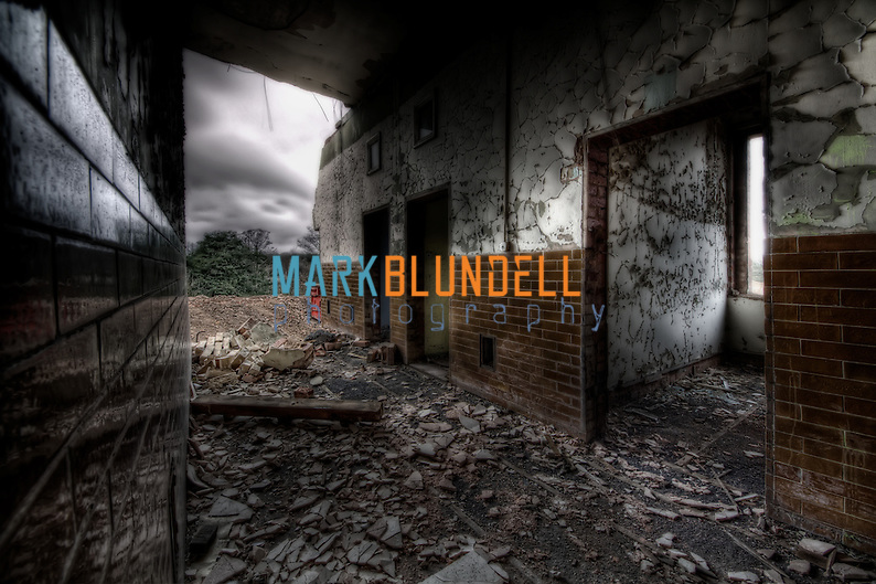The end of Hellingly asylum (Mark Blundell)