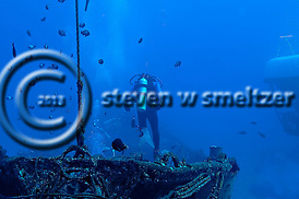 Scuba Diving Carthaginian II (Steven W SMeltzer)