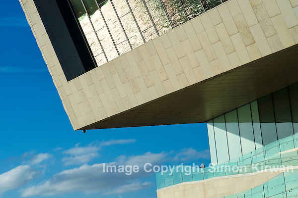 Museum of Liverpool, Pier Head, Liverpool Waterfront - Architectural Photography By Simon Kirwan
