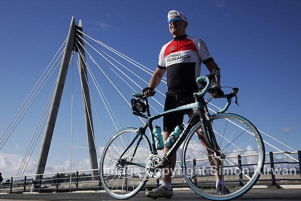 Cycling West Coast UK to West Coast USA - Southport - photo by Simon Kirwan