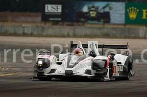 #6 Muscle Milk Pickett Racing HPD ARX-03a: Lucas Luhr, Klaus Graf, Simon Pagenaud (Darren Pierson)