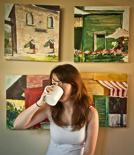 Olivia Ann Parker-Mishler, Calistoga, CA (Clark James Mishler)