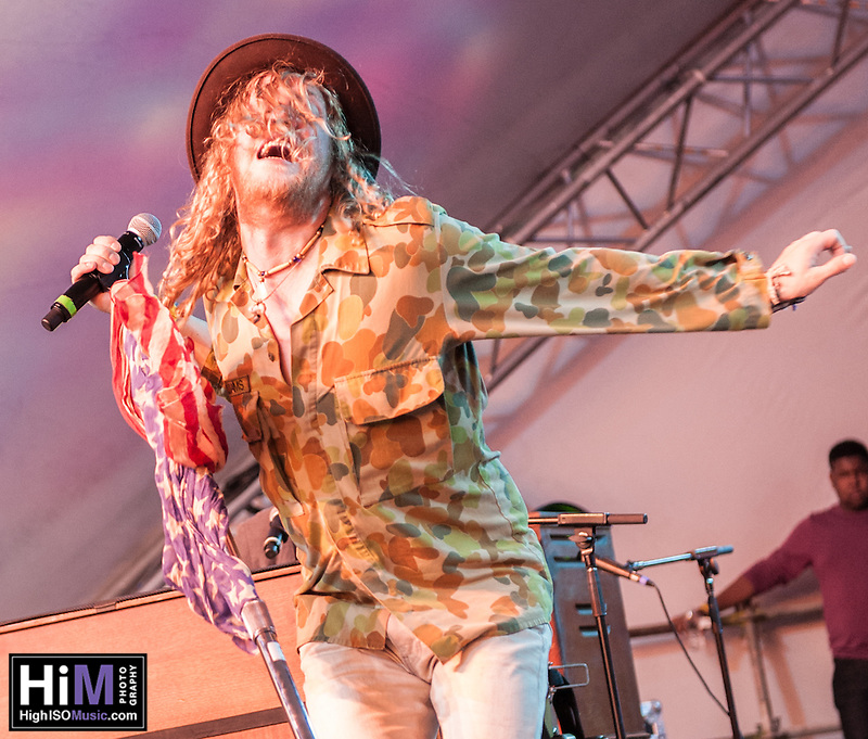 Allen Stone at Voodoo Fest 2013 in New Orleans, LA on Day 1. (HIGH ISO Music)