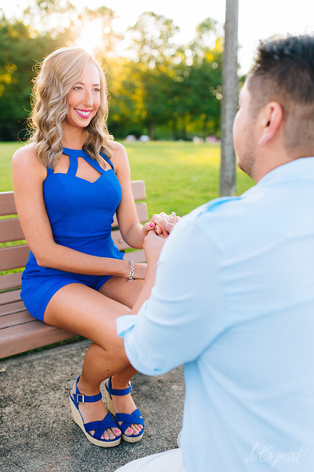 Lindsey & Raleigh's Tacoma Engagement - June 20, 2015 (Vemma)