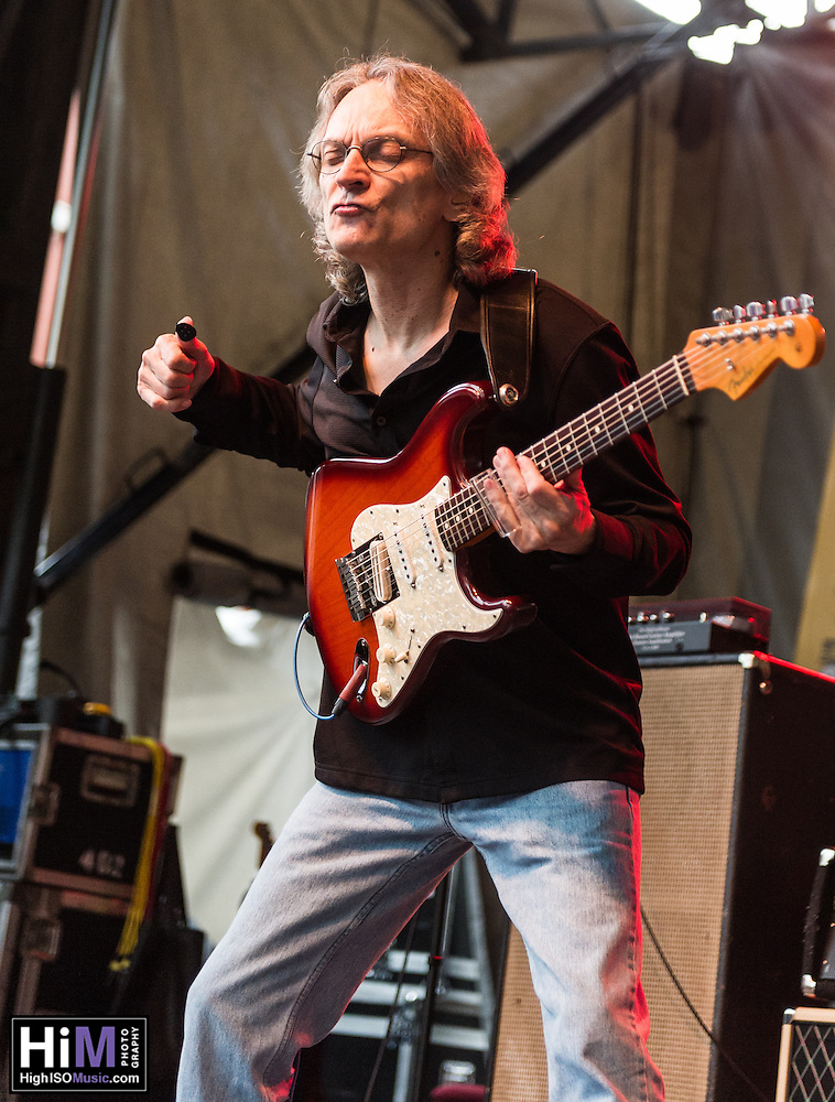 Sonny Landreth performs at the 2013 Blues and BBQ Festival in New Orleans, LA. (HIGH ISO Music, LLC)