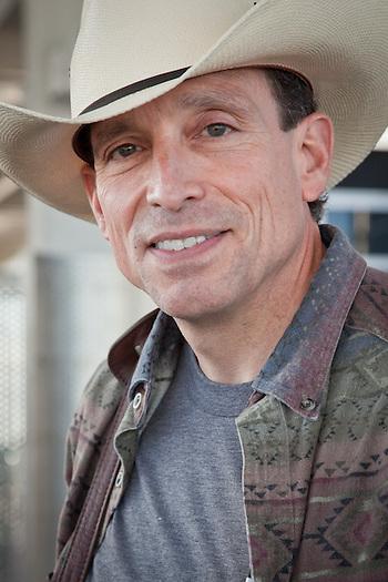 Rancher, Jeff Eisenbeiser, Denver, CO. (Clark James Mishler)