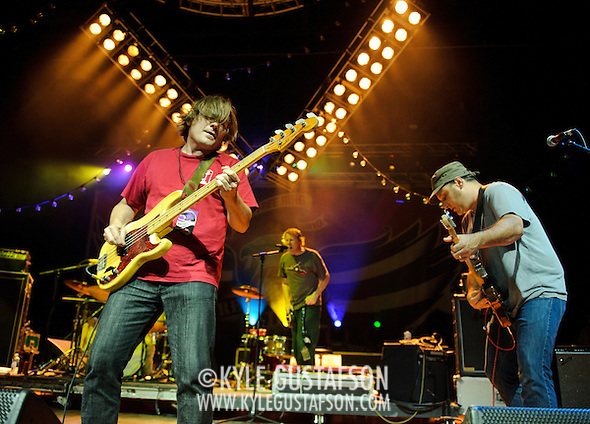 COLUMBIA, MD - SEPTEMBER 25th, 2010:  Reunited after a 10-year hiatus, Pavement played a carrer-spanning set at the 2010 Virgin Mobile FreeFest at Merriweather Post Pavilion. (Photo by Kyle Gustafson/For The Washington Post) (Photo by Kyle Gustafson/For The Washington Post)