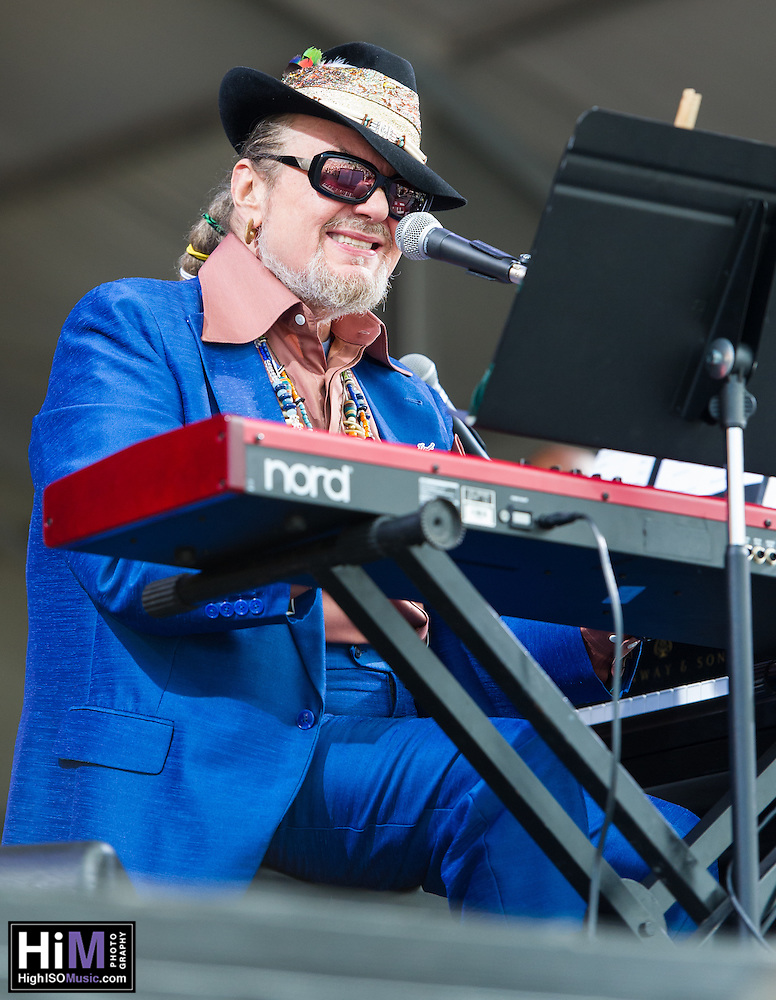 Dr. John and the Nite Trippers perform at the 2013 New Orleans Jazz and Heritage Festival on April 26, 2013 in New Orleans, LA.  © HIGH ISO Music, LLC / Retna, Ltd. (HIGH ISO Music, LLC)