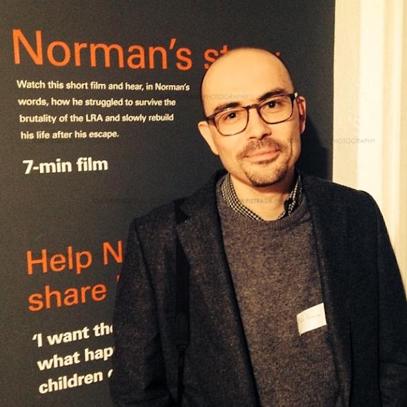 Photographer & Filmmaker Tom Pietrasik (Torcuil Crichton)