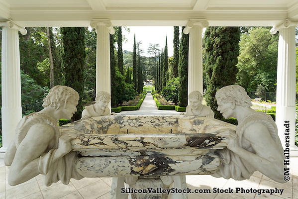Villa Montalvo, Saratoga California (M Halberstadt/SiliconValleyStock.com)