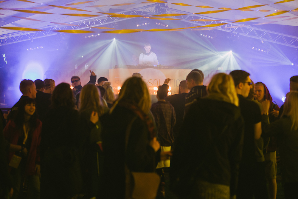 Photos of Artwork performing live at Secret Solstice Music Festival 2014 in Reykjavík, Iceland. June 20, 2014. Copyright © 2014 Matthew Eisman. All Rights Reserved (Matthew Eisman/Photo by Matthew Eisman)