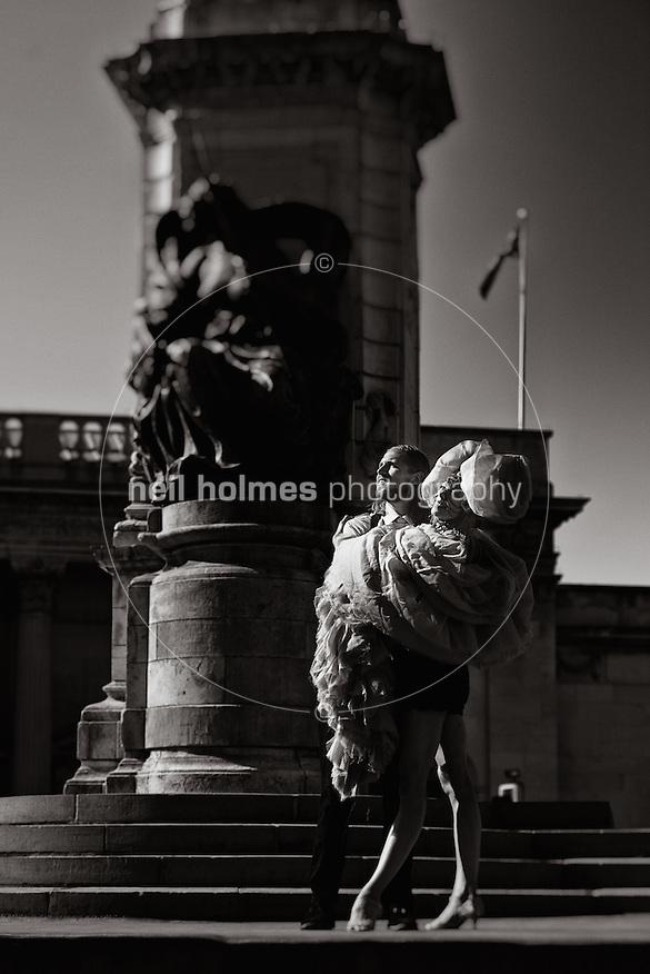 Photographing people, balletLORENT (Neil Holmes)