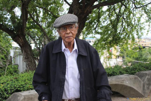 Maestro Ramón Oviedo