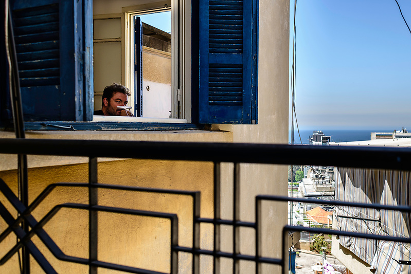 Beirut, Lebanon. May/05/2019. Around the flat. (Owen Murray © 2019/ommphoto.ca)