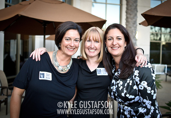 Corona del Mar High School class of 1990  Reunion at the Doubletree in Irvine Spectrum, Irvine, CA. (Photo by Kyle Gustafson)