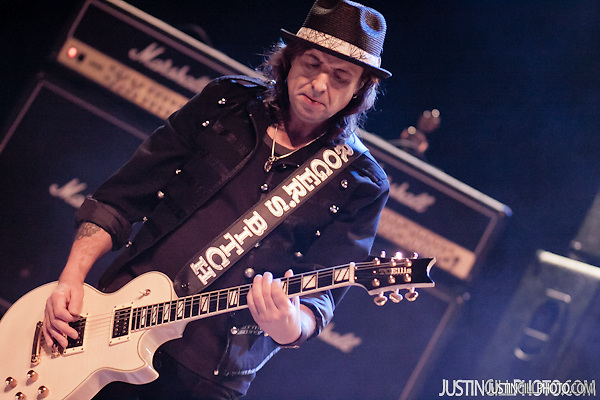 Motorhead live concert Congress Theater Chicago (Justin Gill)