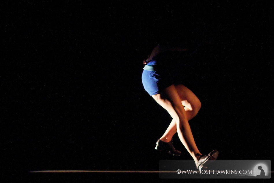 Chicago Tap Theatre - Tap!(ish).Perception, choreography by Kendra Jorstad (Josh Hawkins)