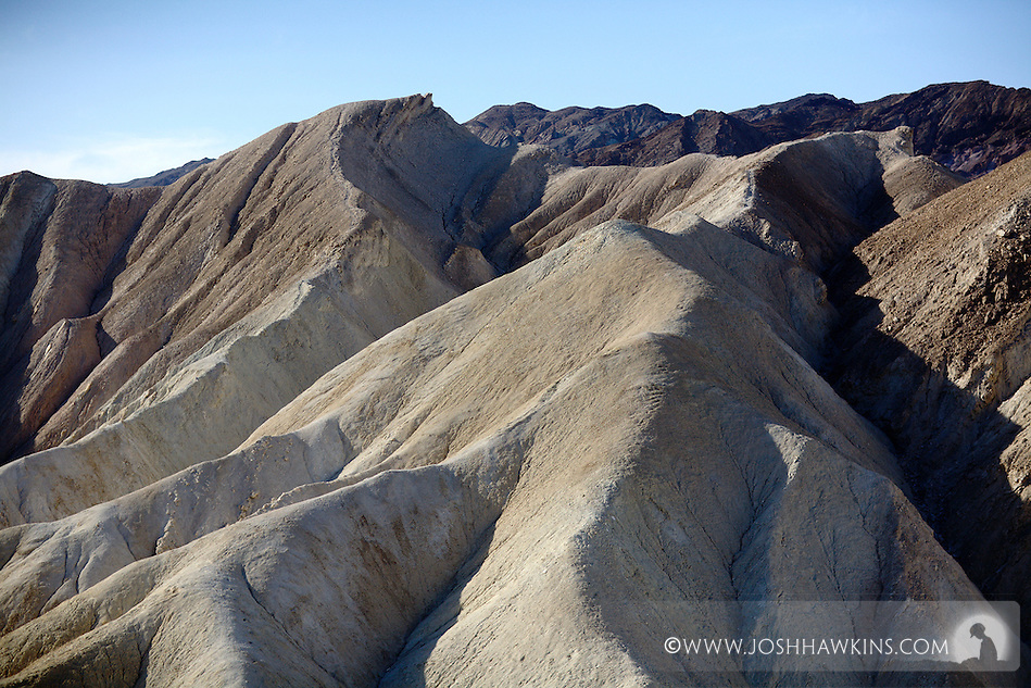 Death Valley National Park – Zabriskie Point