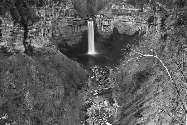 Taughannock Falls, Finger Lakes, Upstate New York (Thierry Carlier)