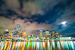 Cityscape photos collection - panoramic and night time cityscapes including Australia and New Zealand from my travel stock photo library library