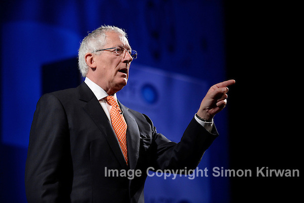 Nick Hewer, The Apprentice, Manchester Central Convention Complex - Photo By Simon Kirwan
