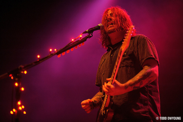 Photos of the band Seether performing at the Pageant in St. Louis on September 8, 2010. (? Todd Owyoung)