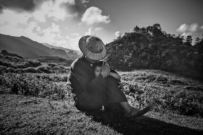 Under Great Northern Skies: Sa Pa, Vietnam. Lying in the high hills on the border of Vietnam and China, grand landscapes are home to several different ethnic minority groups. (Quinn Ryan Mattingly)