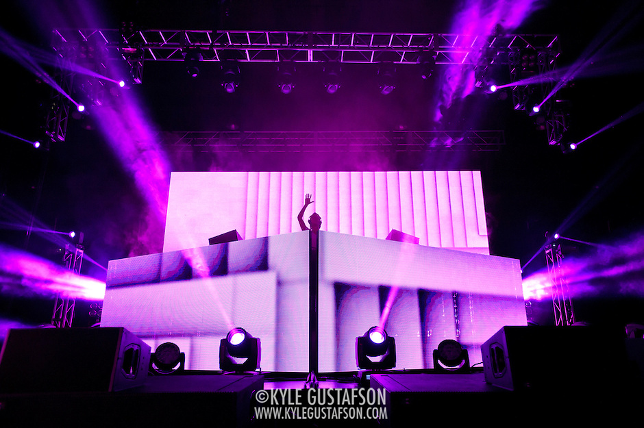 "WASHINGTON, DC - February 1st,  2013 - Swedish DJ Avicii performs at the D.C. Armory in Washington, D.C. In 2012 Avicii was ranked No. 3 on the Top 100 DJs list by DJ Magazine. His single ""Levels"" was nominated for a 2013 Grammy Award. (Photo by Kyle Gustafson/For The Washington Post) (Kyle Gustafson/For The Washington Post)"