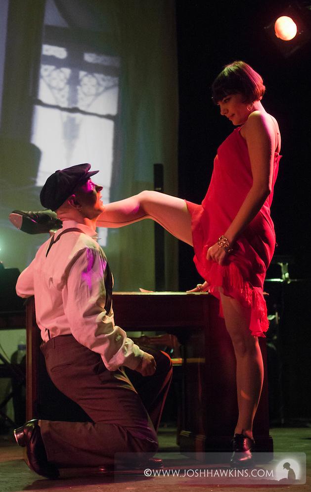 Mama's Boy – Chicago Tap Theatre