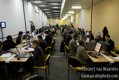 UNFCCC Computer Lab at COP 14