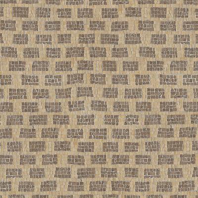 "Name: Vela Style: Contemporary Product Number: NRFVELA Description: 24""x 24"" Vela in Travertine Noce, Jerusalem Gold (hct) (New Ravenna Mosaics)"