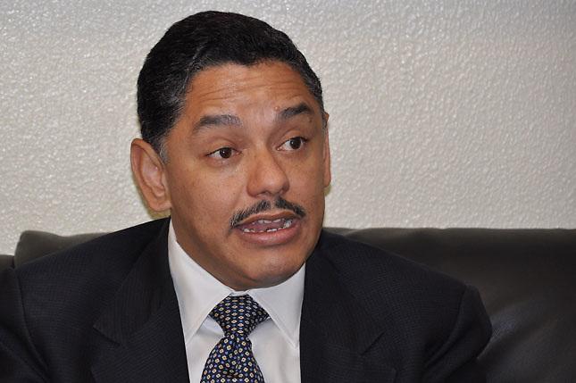 José Ricardo Taveras, director general de Migración