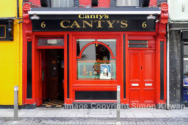 Canty's Bar, Cork, Ireland - Travel Photography By Simon Kirwan