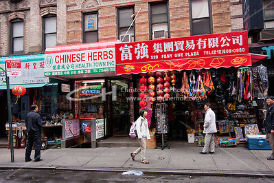 China town in New York City October 2008 (Christopher Holt LTD - LondonUK/Image by Christopher Holt - www.christopherholt.com)