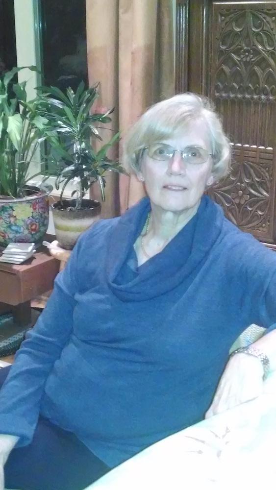 Catherine Vanderplaats de Vallejo, autora del análisis del libro de Ylonka Nacidit-Perdomo