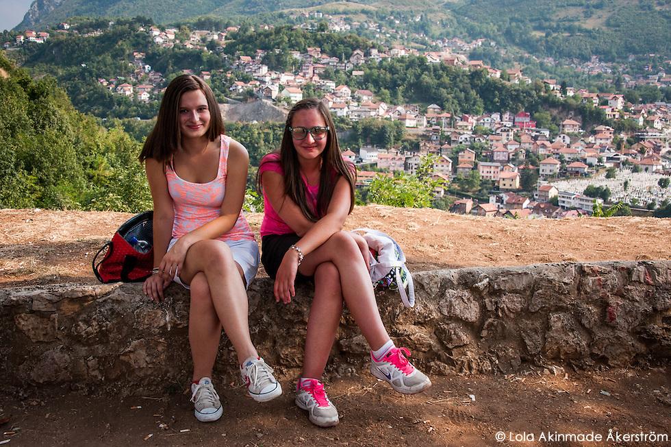 Scenes from Sarajevo (Lola Akinmade Åkerström)