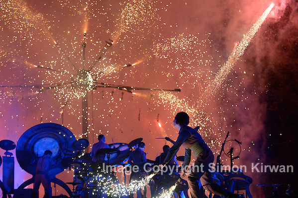 Preston Guild 2012 Finale: On the Night Shift - Photo By Simon Kirwan