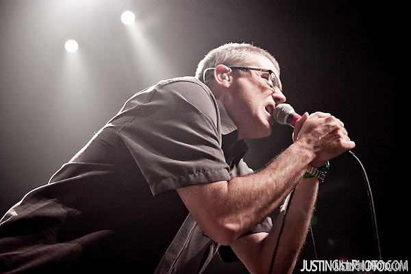 Descendents and Black Flag Concert Santa Monica Civic Auditorium Los Angeles (Justin Gill)