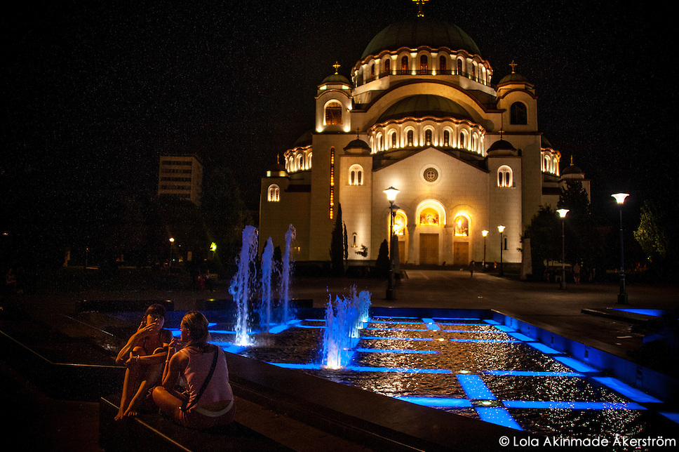 Belgrade, Serbia (Lola Akinmade Åkerström)