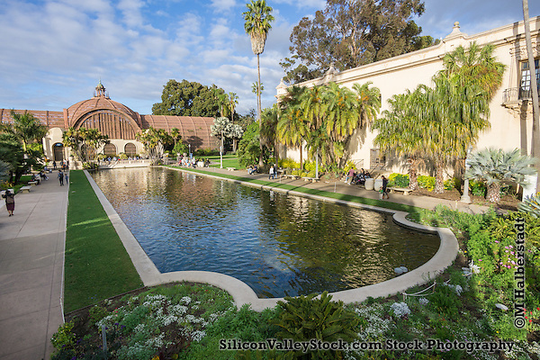 Balboa Park, San Diego (M. Halberstadt / SiliconValleyStock.com)
